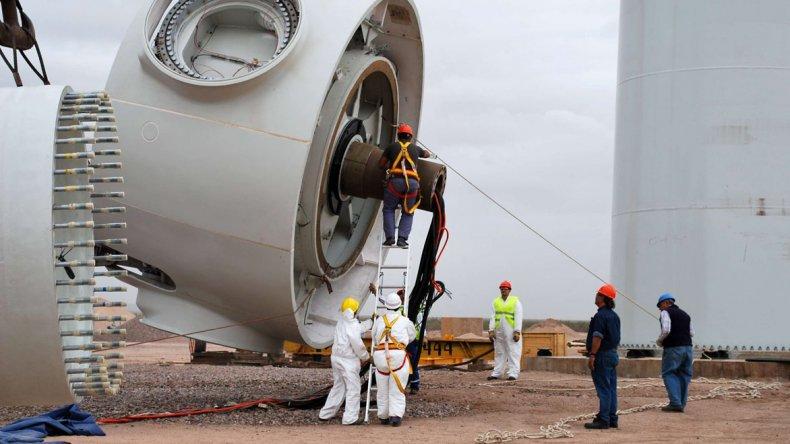 El desarrollo de la energía eólica debería emplear mano de obra regional