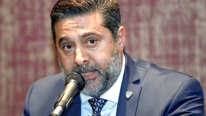 Daniel Angelici admitió que su gestión tiene una deuda con la gente.