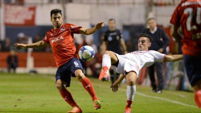 Independiente logró un triunfo clave en Santa Fe