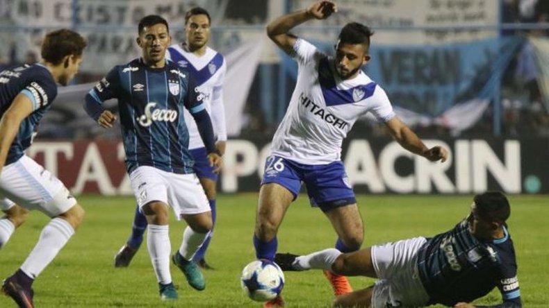 Vélez se llevó un punto de Tucumán