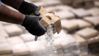 chile es el tercer consumidor de cocaina del continente