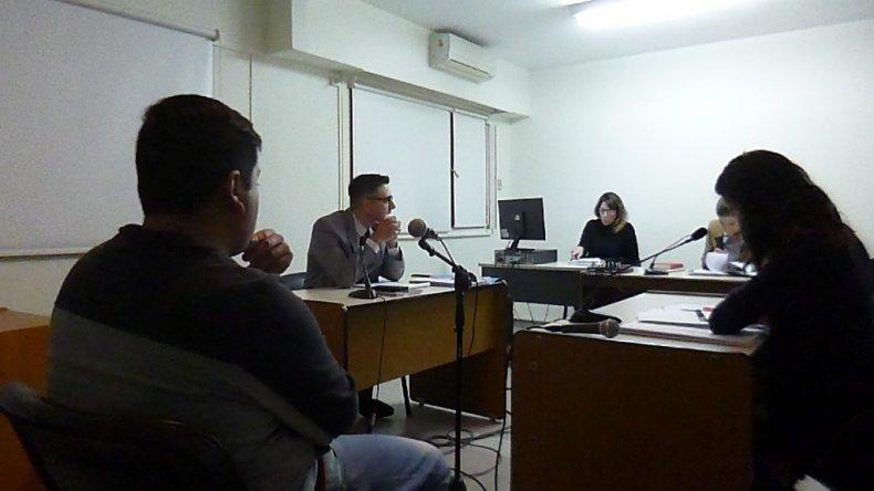 Andrés Pitu Almonacid fue reconocido por un testigo