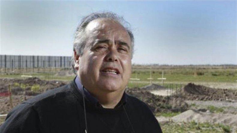 Castillo pidió protección al fiscal que lo indagó.