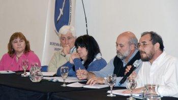 El foro Diálogos Culturales al Sur se desarrolló ayer como una jornada de reflexión sobre la cultura de Comodoro Rivadavia.