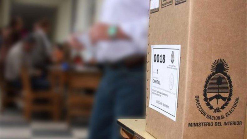 El domingo 13 de agosto se realizarán las PASO y se definirán los candidatos que en las elecciones generales de octubre competirán en Chubut por dos bancas en la Cámara de Diputados de la Nación.
