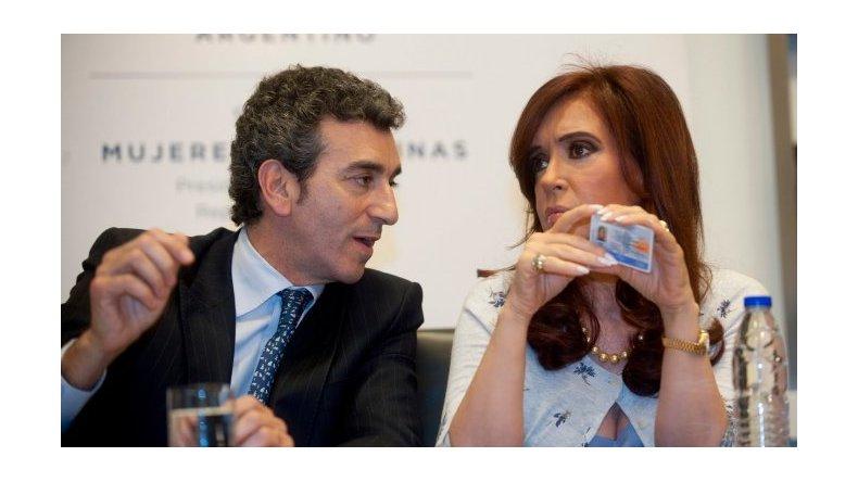Antes del cierre de listas, Cristina se reunió con Randazzo
