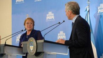 argentina y chile firmaran un acuerdo de liberalizacion comercial