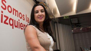 Mónica González, la argentina que llegó a diputada de la Asamblea de Madrid.