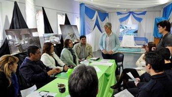 La primera reunión informativa para coordinar detalles de la organización de la Expo Invierno Cultural fue convocada por la Secretaría de Cultura, Deportes y Turismo.