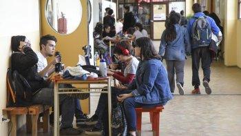 El inicio del segundo cuatrimestre está en duda en universidades públicas.