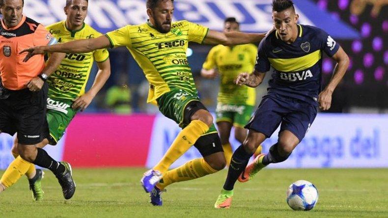 Jonás Gutiérrez se ve de Defensa y está cerca de Independiente