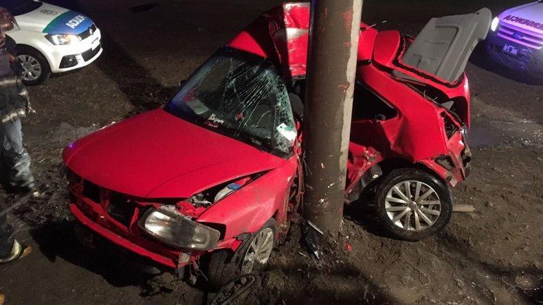 Contreras se convirtió ayer en la segunda víctima fatal de un accidente automovilístico en solo cinco días en Comodoro.