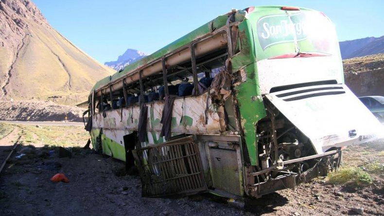 Tragedia en Mendoza: sobrevivientes culpan al chofer