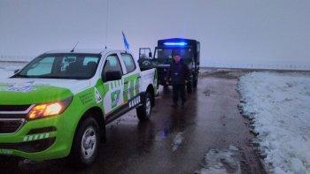 defensa civil rescato a varados en rutas y zonas alejadas