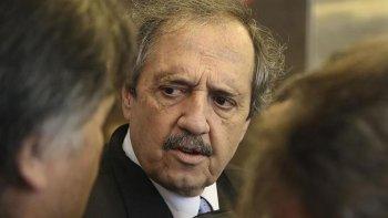 Alfonsín cuestionó a la cúpula de su partido.
