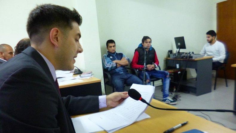Enzo Martín Uranga y Lautaro Hernández podrían recibir una pena de 20 años de prisión.