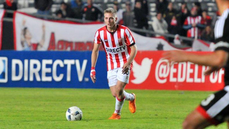 Santiago Ascacibar cumplió las dos fechas de suspensión y reaparecerá por Braña en Estudiantes.