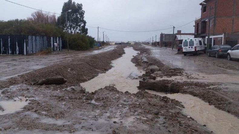 Provincia rendirá en Comodoro los fondos aportados por el temporal