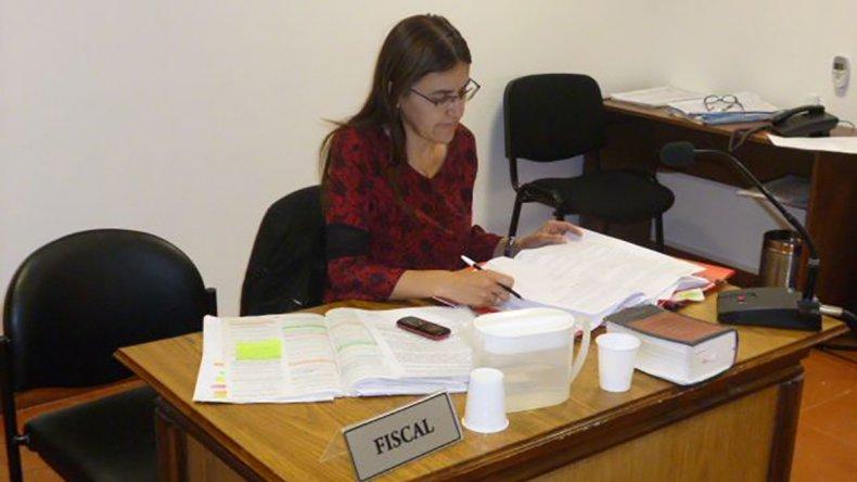 La fiscal Marisol Sandoval es quien instruye la causa.