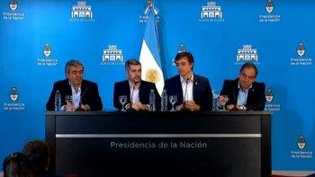 tres funcionarios dejaran el gobierno el 14 de julio