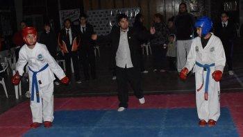 Comodoro Rivadavia fue sede para la región de una capacitación de Taekwondo ITF.