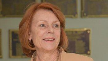 Graciela Mercedes García Blanco, la candidata a integrar el Superior.