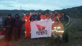 petroleros regresaron a la ruta por el equipo sai 394