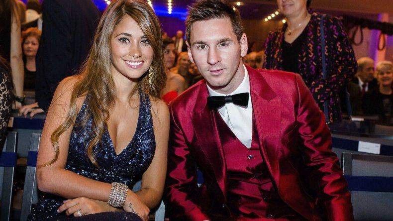 Hoy se casan Lionel Messi y Antonela Rocuzzo