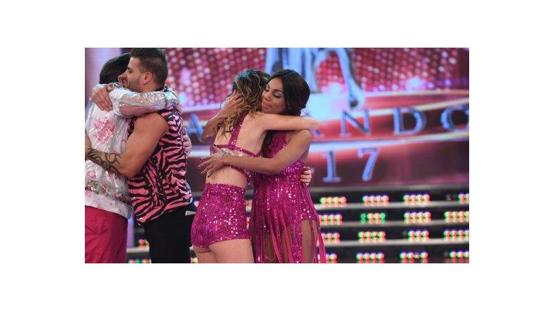 Mimi quedó eliminada del Bailando 2017