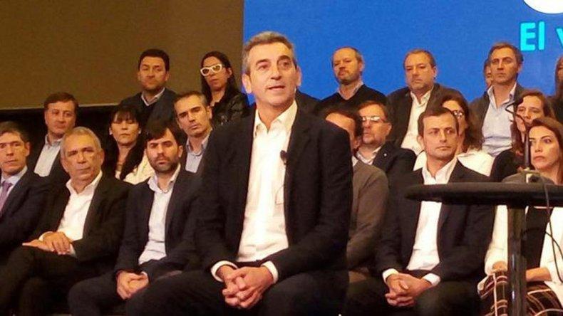 Randazzo cuestionó la candidatura a senadora de Cristina.