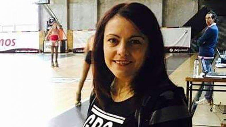 Carolina Saldaño es la responsable de brindar la capacitación.