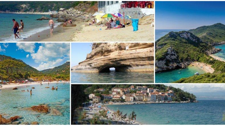 Top 5: Las más bellas playas  de Europa