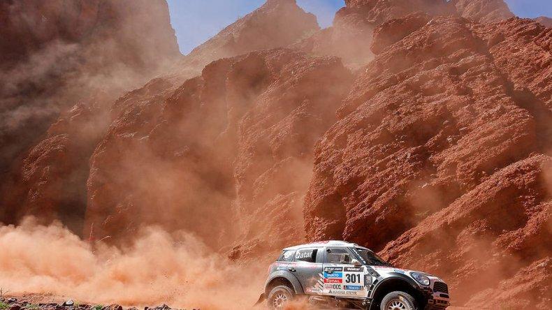 El Dakar prevé un recorrido que comenzará el 6 de enero.