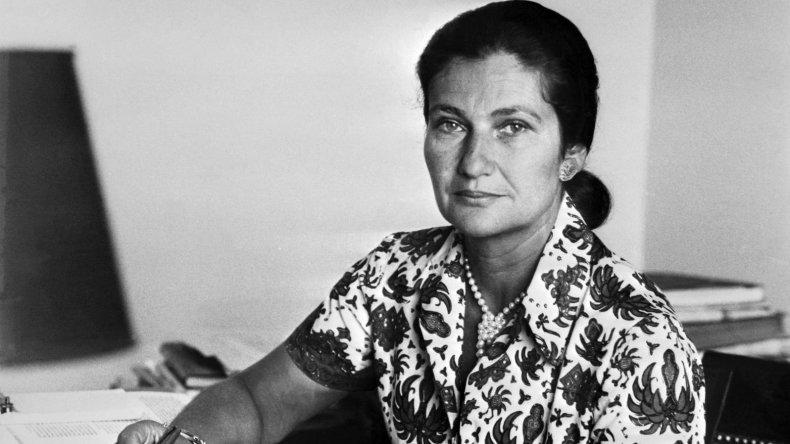 Murió Simone Veil, una figura del feminismo