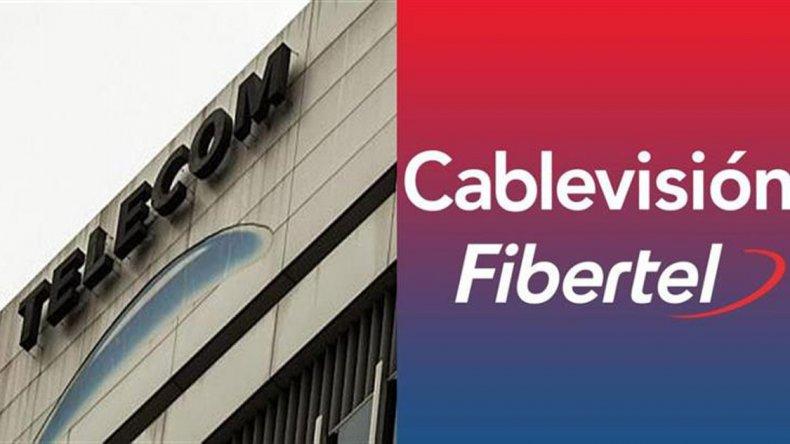 Telecom y Cablevisión se unen para formar una mega empresa de telecomunicaciones.