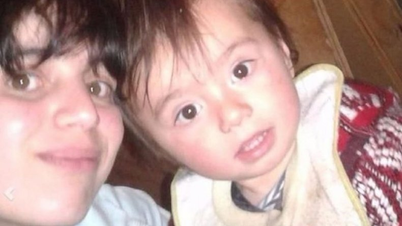 Desesperada búsqueda de Thiago, el hijo de Georgina Díaz