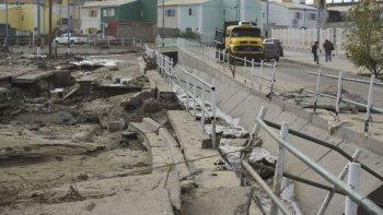 Desde el municipio explicaron a concejales los avances en las obras post temporal