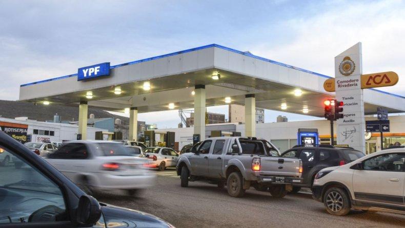 ¿Nuevo aumento de naftas en octubre?