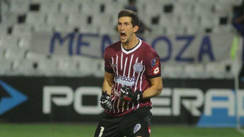 Rodrigo Rey defenderá por última vez el arco de Godoy Cruz.