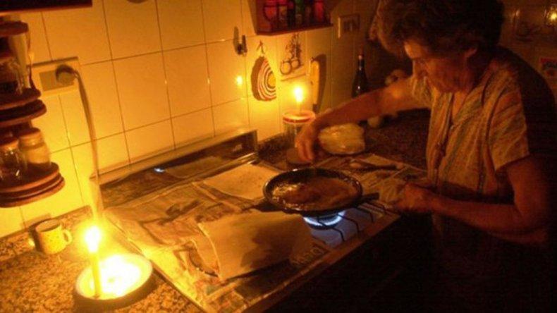 Mañana habrá corte de luz en barrios de zona norte