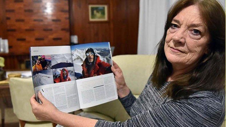 Organizan otro rescate para el montañista trelewense