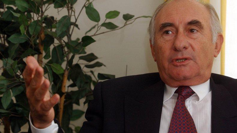 De la Rúa consiguió que no le descuenten Ganancias en su pensión como expresidente