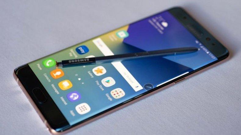 Samsung vuelve a vender el Galaxy Note 7 que había sido sacado de circulación