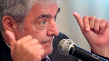 Das Neves reclamó obras viales a Nación