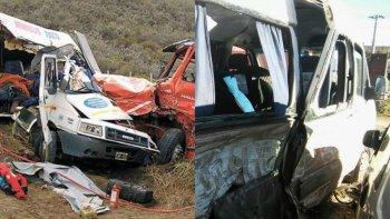 Margen izquierdo accidente fatal 2008 (archivo)