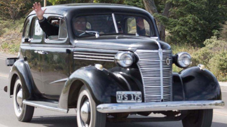 Los autos clásicos ganarán las calles de Rada Tilly este domingo desde el mediodía.