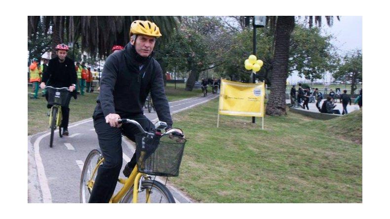 Macri designó a una Directora de Movilidad en Bicicleta