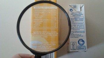 ¿Cómo leer las etiquetas de los alimentos?