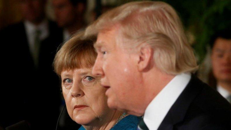 Merkel y Trump encabezan una de las cumbres del G20 más tensas