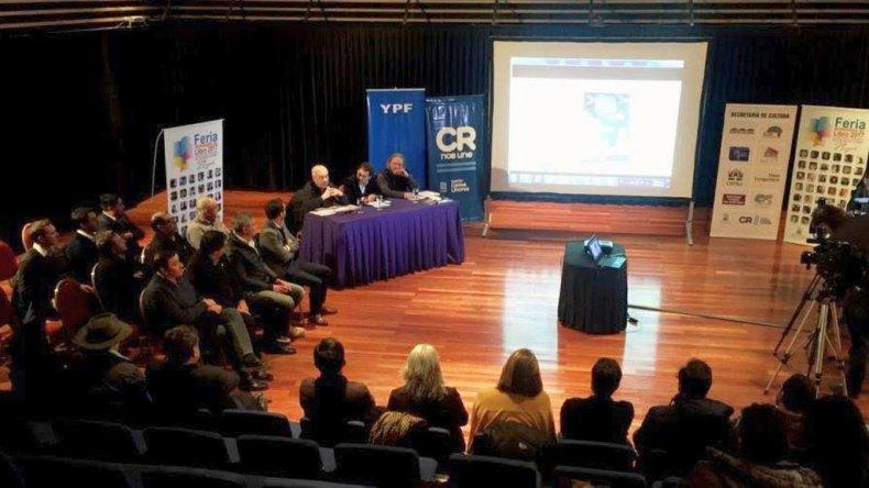 Se lanzó oficialmente la Feria Internacional del Libro de Comodoro